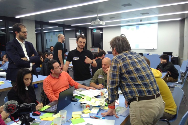 Climathon Coaching 2